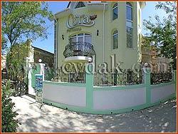 гостиница Сота, Судак отдых на берегу моря